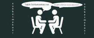 Karşılıklı sohbet