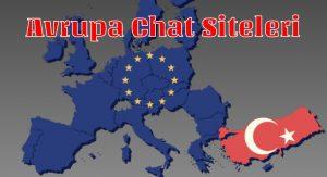 Avrupa Chat Siteleri
