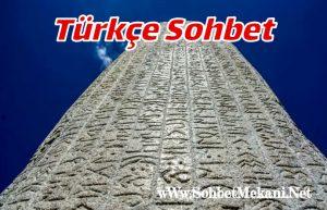 Türkçe Sohbet